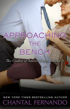 Release Blitz:: Approaching the Bench by Chantal Fernando