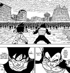 Then: Worst enemies / now: best bro's! mad credit: akira toriyama | toyotaro please give credit if reposted thanks Follow: @dbz.go for more hot content! stay saiyan! Your Opinion Is Important: Leave A Comment