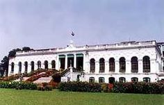 the belvedere building of the national library of india in kolkata (formerly calcutta)