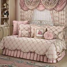 really smooth daybed covers sets with cushions and curtain