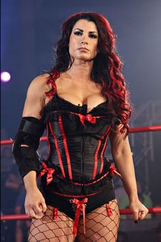 TNA Knockout Tara #wrestling #TNA #impactwrestling