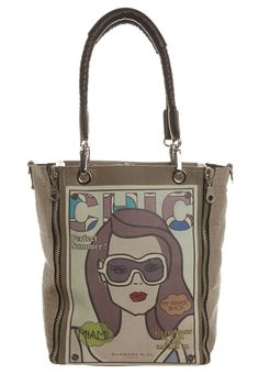 Barbara Rihl - MIAMI DELUXE - Shopping Bag - taupe