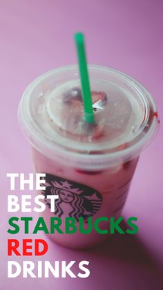Looking for all the red drinks at your favorite coffee shop? We put together a complete list of all the red rinks Starbucks has to offer. The red appearance of these drinks is mostly due to their ingredients such as strawberries, raspberries, and flavored syrups. Hopefully, this list entices you to try a new red drink every time you visit Starbucks until you find your new favorite coffee or refresher! #starbucks Coffee Cream, Coffee Type, Black Coffee, Types Of Coffee Beans, Different Types Of Coffee, Coffee Canister, Coffee Spoon, Raspberries, Strawberries