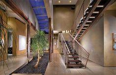 Refreshing Indoor Nature Island
