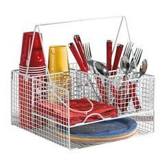 """This would be a nice organizer for our camping kitchen. About 12x12"""" sq."""