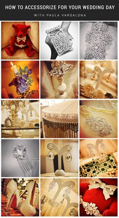 fe70f66c03f6c3 How To Accessorize For Your Wedding Day  Traditional vs. Bohemian -  BridalPulse Bohemian Bride