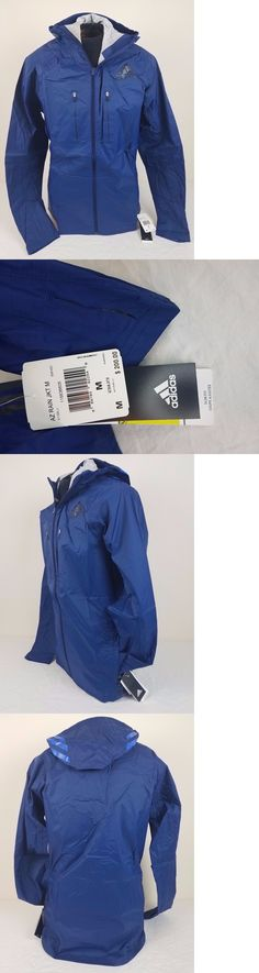 giacche e i giubbotti antiproiettile 59353: adidas mens climaproof in giacca bianca