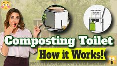 Composting Toilet, It Works, Learning, Youtube, Studying, Teaching, Nailed It, Youtubers, Youtube Movies