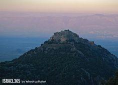 Nimrod's Fortress, a Crusade-era Castle
