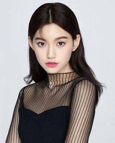 The Most Beautiful Girl, Beautiful Moments, Kpop Girl Groups, Kpop Girls, New York Tattoo, Kim Doyeon, Cute Korean Girl, Asian Celebrities, Tumblr Girls