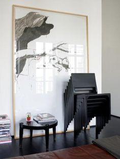 Ghent Apartment Interior, Featured on sharedesign.com.