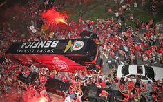 Campeões.. Carrega Benfica 34