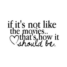"""katy perry-""""not like the movies"""" quote ❤ liked on Polyvore"""