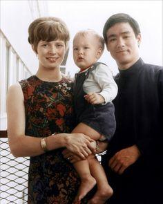 Bruce-Lee-e-mulher