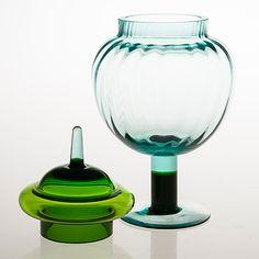 Nordic Design, Glass Design, Finland, 1990s, Scandinavian, Glass Art, Perfume Bottles, Bath, Ceramics