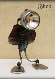 Eddy Pangers Lamps         ♪ ♪    ... #inspiration_diy GB   http://www.pinterest.com/gigibrazil/boards/