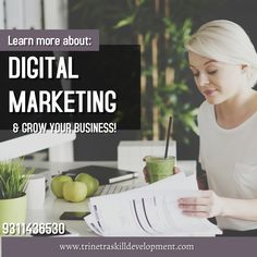 Learn #digitalmarketing at #TRINETRASKILLDEVELOPMENT with industry professional experts. Learn practically sessions with real time examples scenario. Ask your queries, trainer will explain you each and every concepts with explanation. #webdeveloper #webdesign #webdevelopment #javascript #coding #html #developer #programming #programmer #css #digitalmarketinginstitute #digitalmarketing #seo #wordpress #trinetrainitiative #adsense #GoogleAnalytics #googleads #PPC #ppcstrategy Content Marketing, Social Media Marketing, Digital Marketing, Google Ads, Growing Your Business, Web Development, Web Design, Templates, Learning