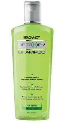 Bergamot Detoxify Hair Shampoo for Normal and Oily Hair 200ml (6.76 Fl.oz) 1 Pcs * See this great product.