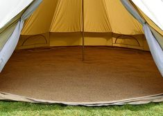 Our bell tent carpets have been designed to fit neatly into our bell tents transforming them into a luxury pad and protecting the groundsheet. The carpet is made of heavy duty coir matting, bound at the edges with webbing. We supply the bell tent carpets...