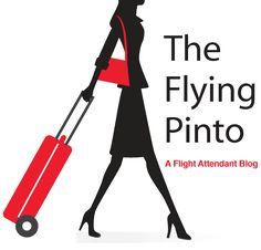 A flight attendant blog