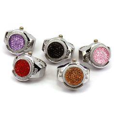 Cute Luxury Ladies Watch Fashion Women Key Ring Finger Watches Quartz Watch  | eBay