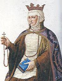Berengaria, mother of Fernando III el Santo, was also called Berenguela