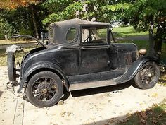 Ford : Model A tudor 1929 Ford Model A Business Coupe - http://www.legendaryfind.com/carsforsale/ford-model-a-tudor-1929-ford-model-a-business-coupe/