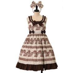 http://www.wunderwelt.jp/products/detail6941.html ☆ ·.. · ° ☆ ·.. · ° ☆ ·.. · ° ☆ ·.. · ° ☆ ·.. · ° ☆ Fruit tart jumper skirt & headband set BABY THE STARS SHINE BRIGHT ☆ ·.. · ° ☆ How to order ↓ ☆ ·.. · ° ☆ http://www.wunderwelt.jp/user_data/shoppingguide-eng ☆ ·.. · ☆ Japanese Vintage Lolita clothing shop Wunderwelt ☆ ·.. · ☆