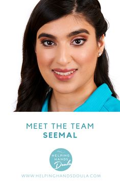 Seemal is an important member of our team who brings a wealth of knowledge when it comes to everything babies Helping Hands, Meet The Team, Everything Baby, Doula, Wealth, Knowledge, Bring It On, Things To Come, Babies