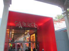 Casa del Lector, Matadero Madrid. Madrid by voces, via Flickr