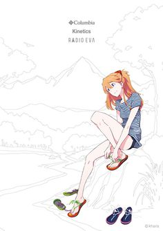 Neon Genesis Evangelion, Manga, Character Design, Character Art, Mecha Anime, Cute Anime Pics, Female Anime, Tsundere, Anime Comics