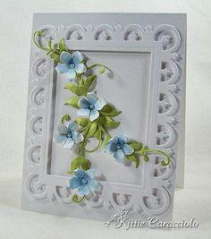 """Antiques Friendly 10"""" Delicate Floral Porcelain Bowl Hand-painted """"flower Design"""""""