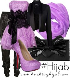 Hashtag Hijab Outfit #346
