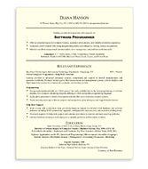 Get a Job Southwark Free Resume Templates. Chronological Résumés