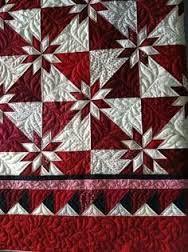 Image result for hunter star quilt pattern
