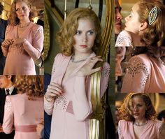 Delysia LaFosse - Pink party dress