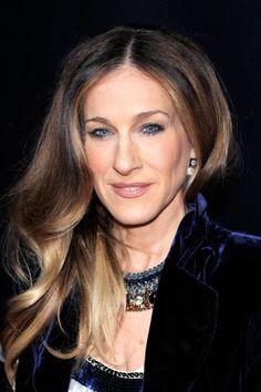 21 Long Hairstyles We Love in 2014 - Best Celebrity Long Hairstyle Ideas - Harper's BAZAAR