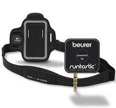 Platz 4: Beurer PM 200+ Herzfrequenzmessung mit Smartphones