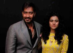 AJAY DEVGN AND KAJOL (MARRIED SINCE 1999)