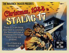 stalag 17 movie poster | STALAG 17 (1953)
