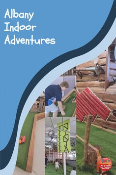 Rain, hail or shine, a fun time is sure to be had at Albany Indoor Adventures. Kids and adults alike will find plenty to do here. There's ninja obstacle courses, climbing walls, an Albany and Aussie Movie themed mini golf course, kid's adventure playground and much more. It's amazing what's been packed under one roof! #perth #perthkids #albany #WA Obstacle Courses, Golf Courses, Holidays With Kids, Fun Time, Perth, Tween, Denmark, Playground, Good Times