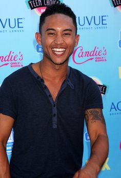 tahj mowry | Tahj Mowry Picture 12 - 2013 Teen Choice Awards