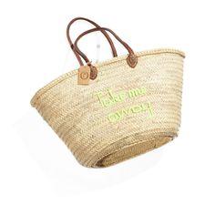 Straw Bag, Cottage, Bags, Life, Fashion, Handbags, Moda, Fashion Styles, Cottages