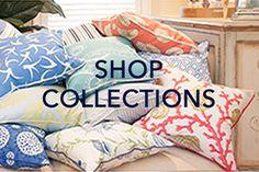 Decorative Throw Pillows · Coastal Home Pillows