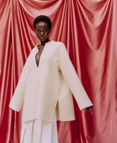 Adut Akech photographed by Tyler Mitchell for M Le Monde Du Mode Magazine February 2019 Edgy Photography, Clothing Photography, Fashion Photography, Photography Outfits, Editorial Photography, Uk Fashion, Fashion Brand, Fashion Tips, Fashion Women
