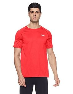 Under Armour Herren Tech Short Sleeve Tee Kurzarmshirt Under Armour Herren, Under Armour Men, Ranger, T Shirts Canada, Embroidered Polo Shirts, Under Armour T Shirts, Mens Fleece, Shirt Price, Golf Shirts