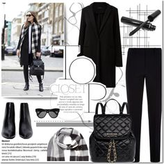 How To Wear Top Closet Outfit Idea 2017 - Fashion Trends Ready To Wear For Plus Size, Curvy Women Over 20, 30, 40, 50
