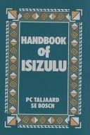 Handbook of Isizulu