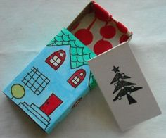 Matchbox Christmas Greetings from Flight of the Parcel<3@Christmas Gifts