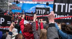 May13. The TTIP could be among the most profoundly destructive forces in human history.